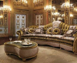 Итальянская мягкая мебель 2012 фабрики SAT EXPORT
