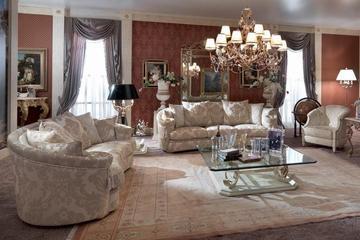 Итальянская мягкая мебель фабрики TURRI часть 1