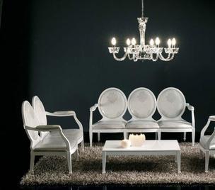 Итальянские диваны и кресла CONTEPORARY CLASSIC фабрики VENETA SEDIE