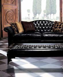 Итальянская мягкая мебель фабрики DANTI DIVANI