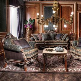Итальянская мягкая мебель Italia фабрики Asnaghi Interiors