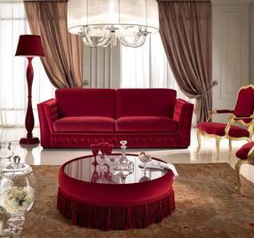 Итальянская мягкая мебель фабрики Piermaria
