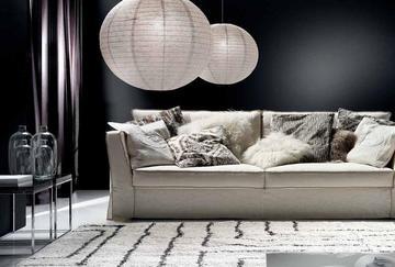 Итальянская мягкая мебель Charming and Luxurious Mood фабрики Formerin