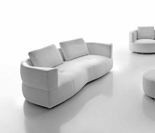 Итальянская мягкая мебель PREVIEW фабрики ALBERTA SALOTTI