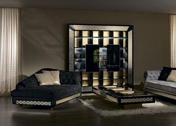 Итальянская мягкая мебель In Relax фабрики Vismara Design