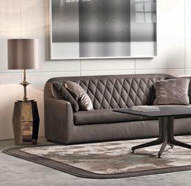 Итальянская мягкая мебель Beyond 2011 фабрики Smania