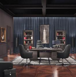 Итальянские кабинеты Master Collection фабрики Smania