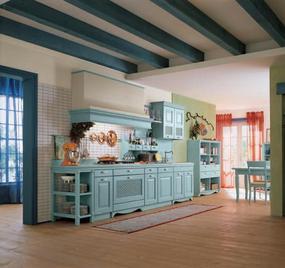 Итальянская кухня PETRA фабрики ANTARES