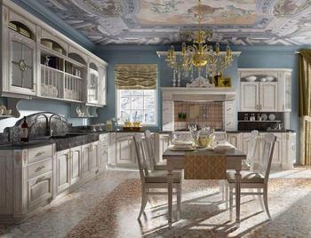 Итальянская кухня GOLD ELITE фабрики HOME CUCINE