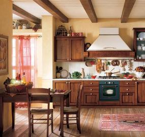 Итальянская кухня FABULA фабрики HOME CUCINE