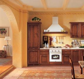 Итальянская кухня CIACOLA фабрики HOME CUCINE