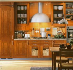 Итальянская кухня ITACA фабрики HOME CUCINE