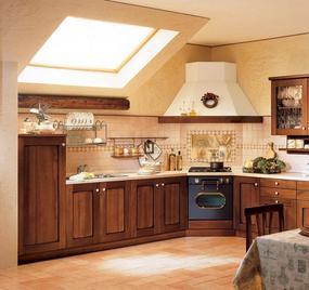 Итальянская кухня HEVEA фабрики HOME CUCINE