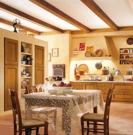 Итальянская кухня Opera фабрики Home Cucine