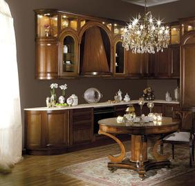 Итальянские кухни фабрики Asnaghi Interiors
