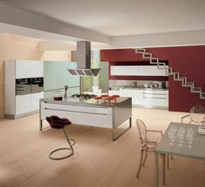 Итальянская кухня SISTEMA фабрики ANTARES